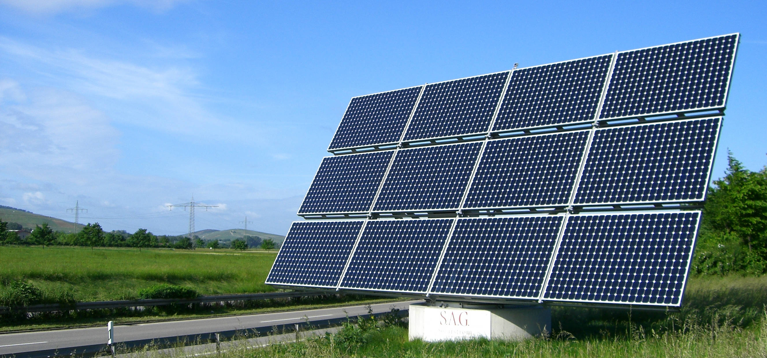 What is the Alternative energy to use for the solar system?
