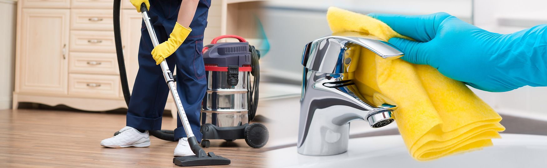 How the end of lease cleaning and regular cleaning is different?