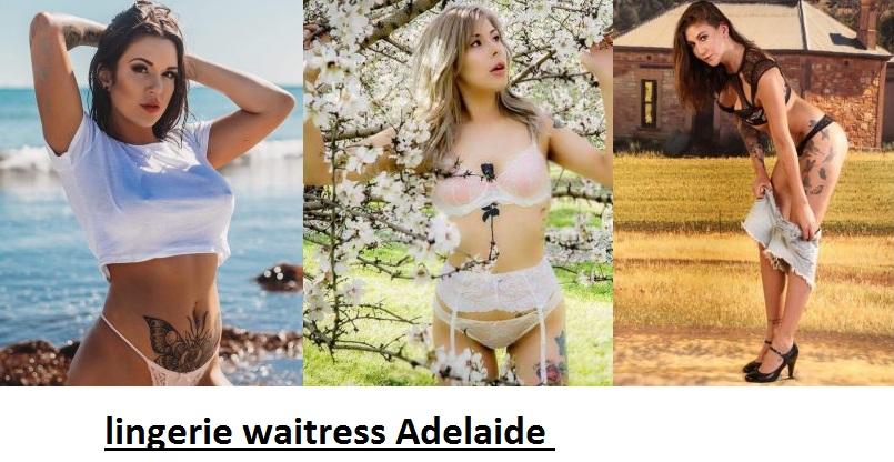 lingerie waitress Adelaide