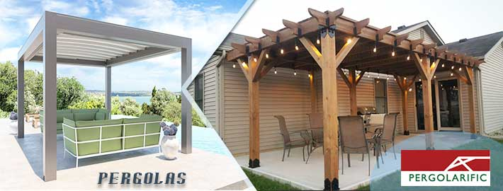 How do carports and pergolas add value to your property?
