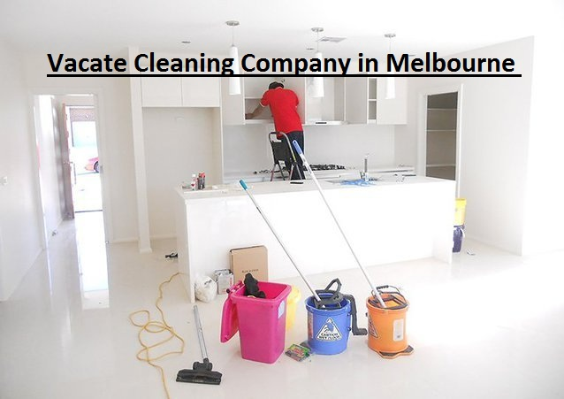 vacate cleaning in Melbourne