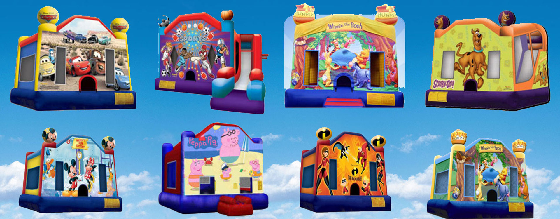 Take the Party to the New Level With Jumping Castle Hire in Melbourne