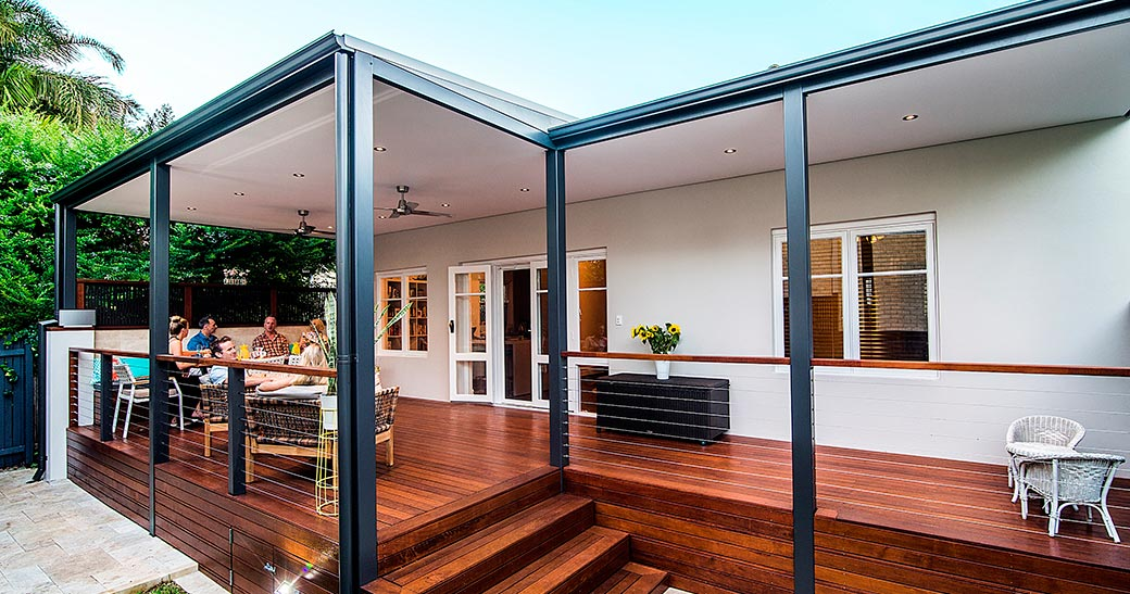 Is It Good If I Use The Timber Decking With Carports?