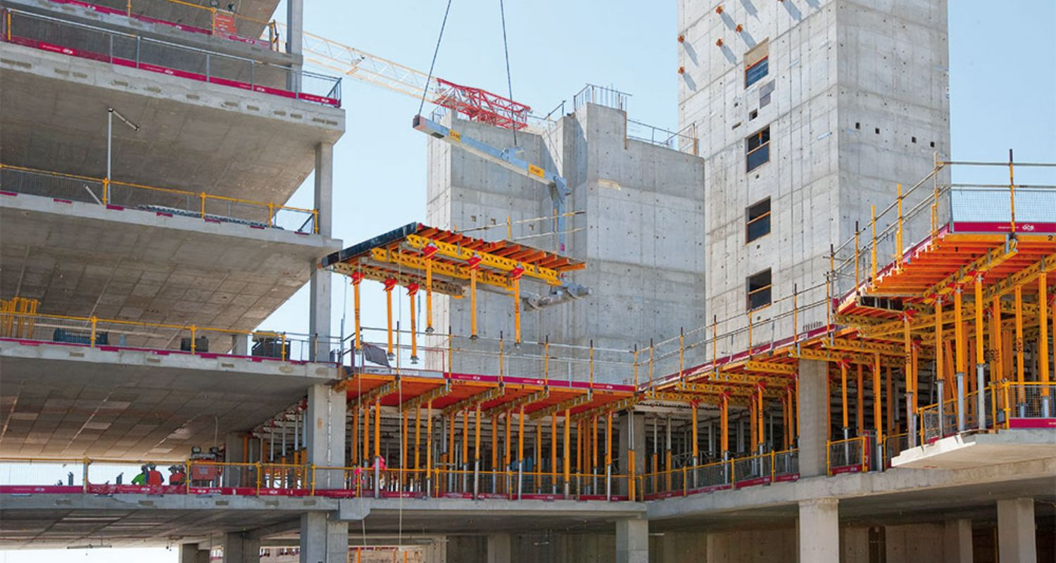 The Difference Between Falsework and Formwork in the Construction