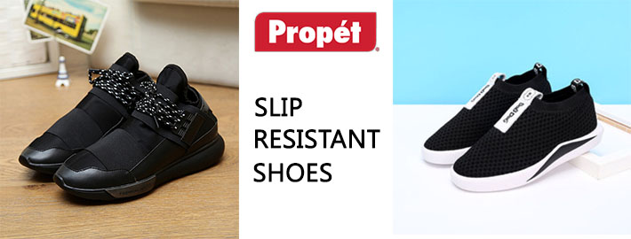 Everything You Need  To Know About The Slip Resistant Shoes