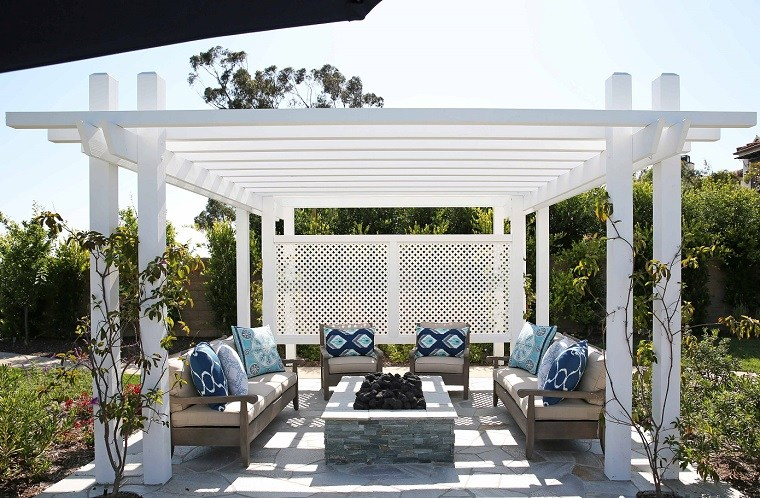 Remarkable Advantages For Installing Pergolas At Your Backyard