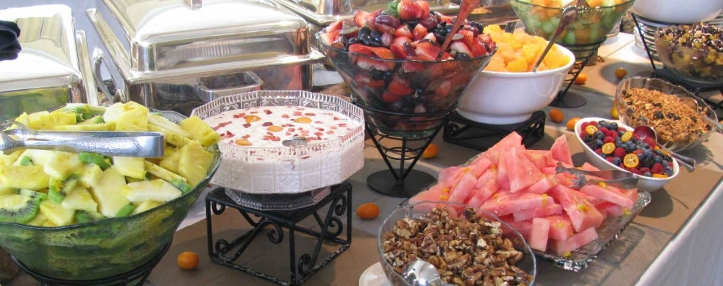 Richmond Catering- Business at a Large and Small level