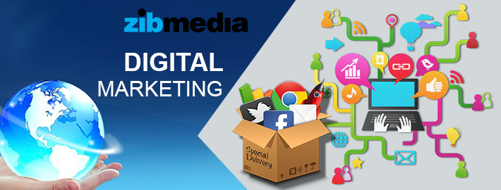 21st-Century Marketing is a Digital Marketing