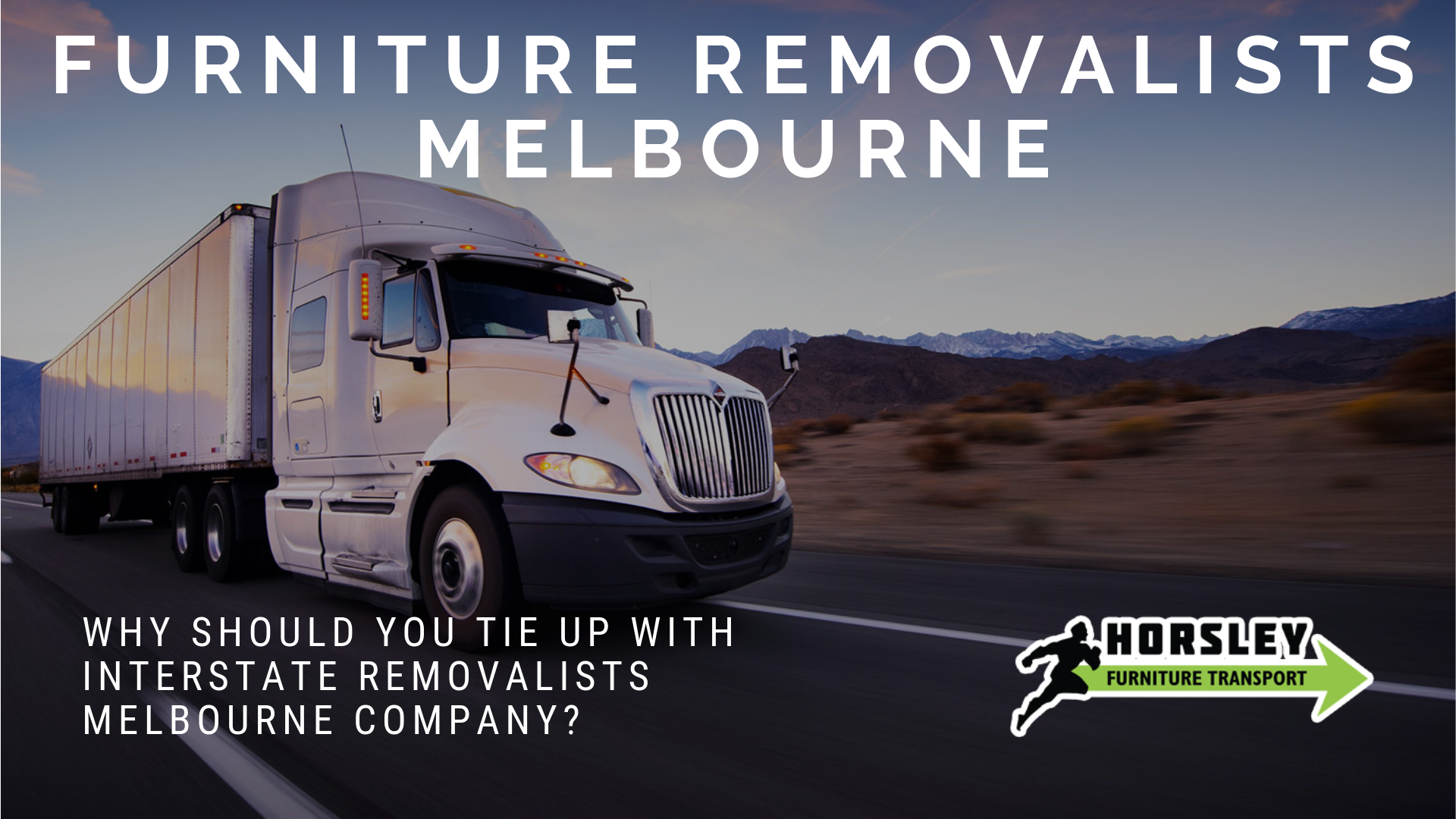 What Do You Want To See In Your Professional Interstate Removalist?