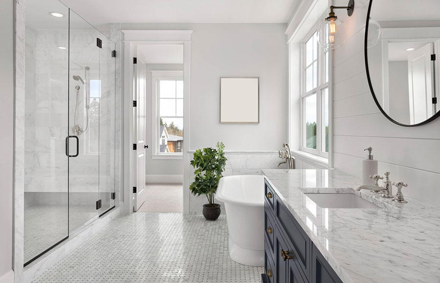 The latest trend from vision to reality- bathroom renovation idea