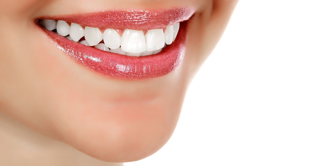 Healthy teeth can build a healthy smile