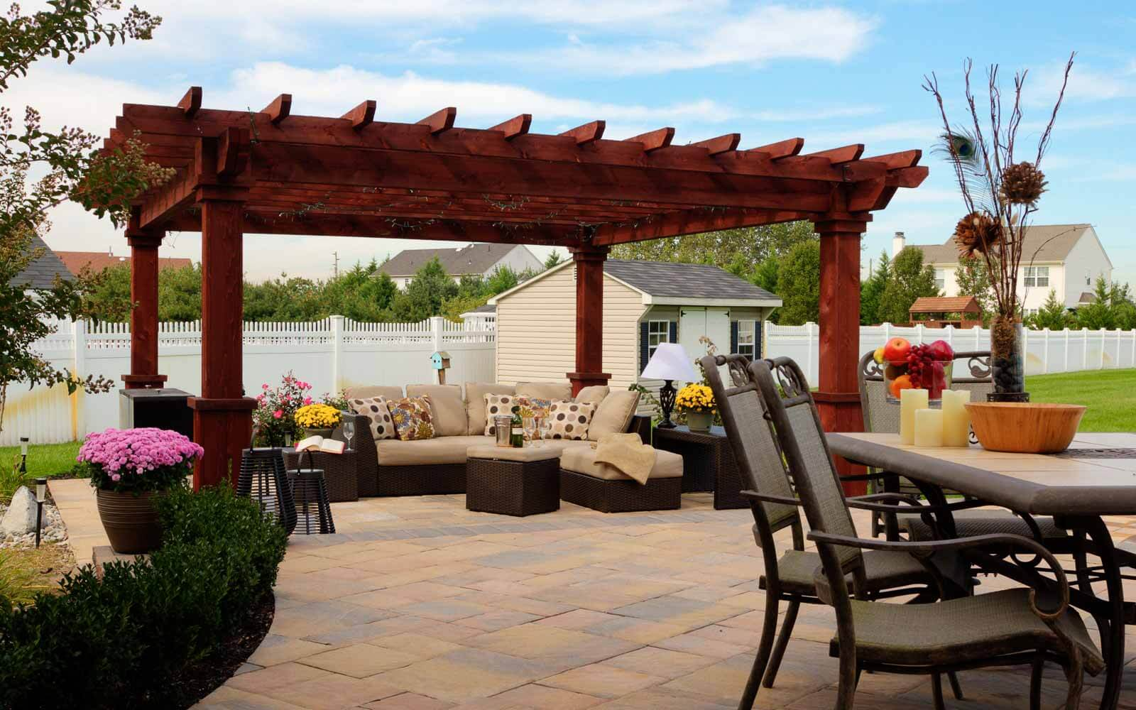 Why Does Pergola Installation an Impressive Outdoor Investment?