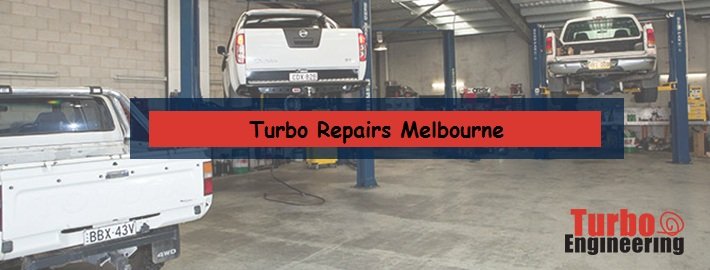 Turbo Repairs Melbourne