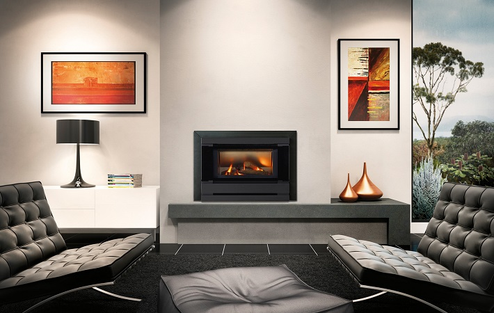 Gas Log Fireplace Melbourne