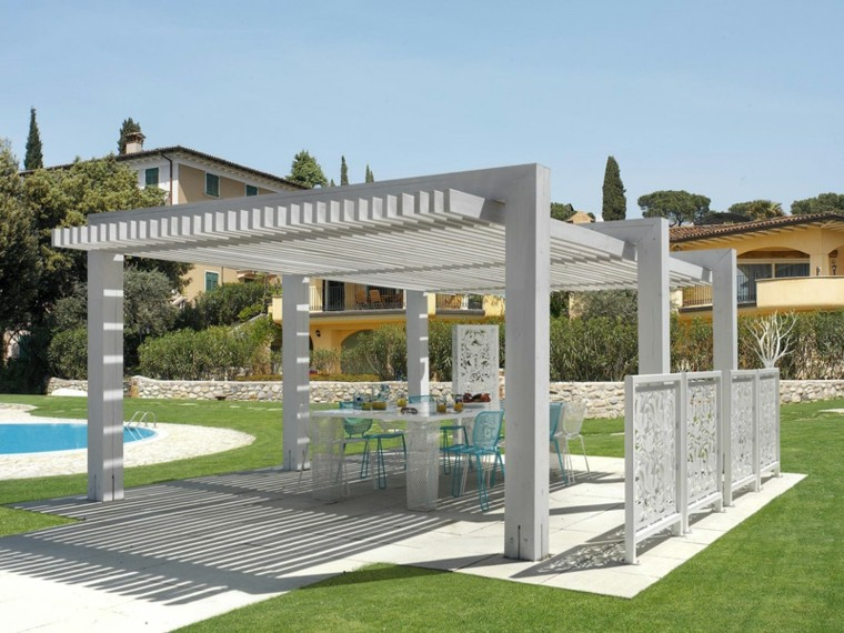 How Pergolas Designs Can Make Your House More Attractive
