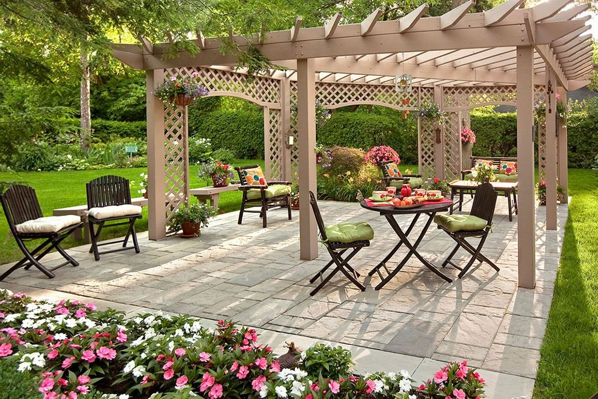 Designing Pergolas a perfect way to show your luxury on a budget