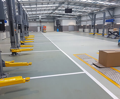 What Are The Benefits Of Commercial Epoxy Flooring In Your Household?